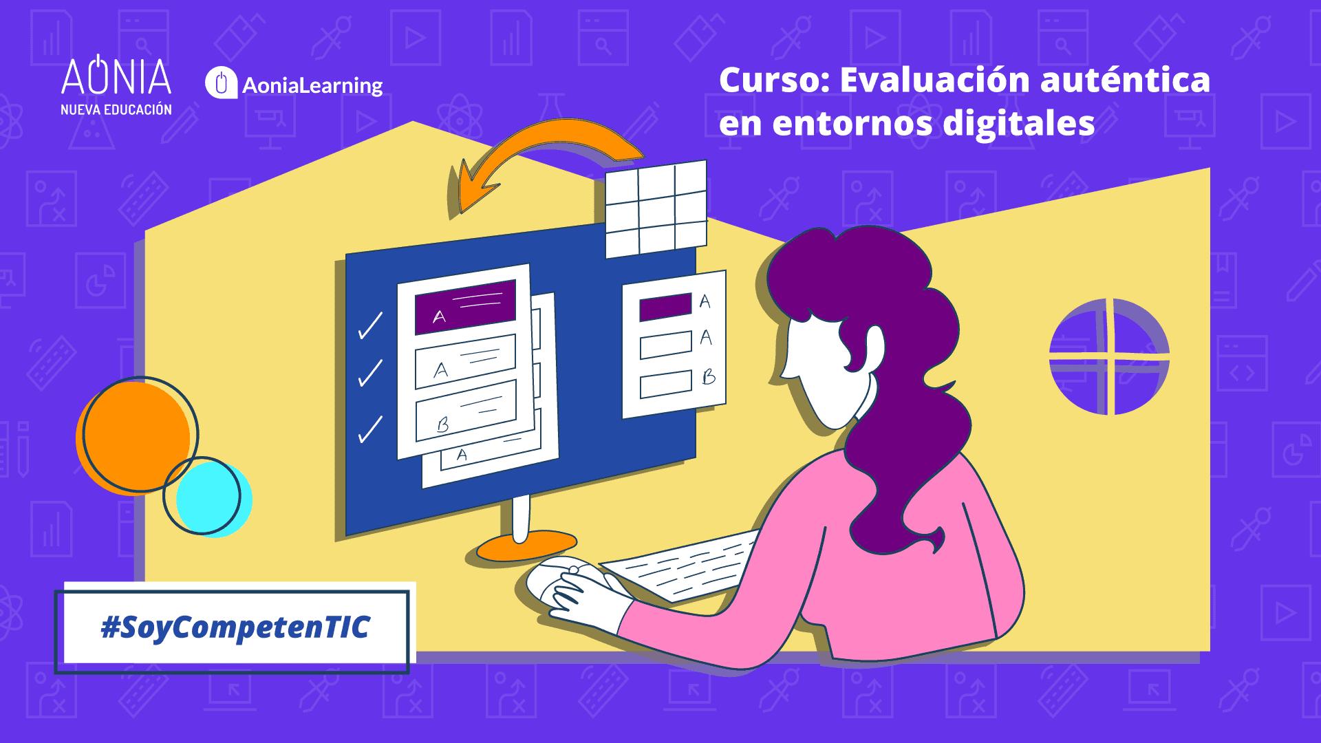 Evaluación en entornos digitales